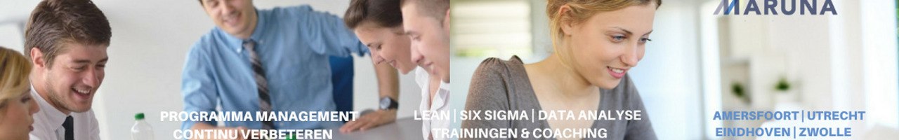 Maruna | Lean en Six Sigma trainingen