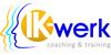 Logo van IK-werk, coaching & training