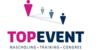 Logo van TopEvent Nascholing Training en Congres