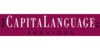 Logo van Capital Language Services