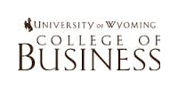 Logo University of Wyoming College of Business