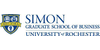 Logo Simon Graduate School of Business