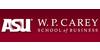 Logo W. P. Carey School