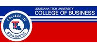 Logo Louisiana Tech University College of Business