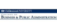 Logo Old Dominion University College of Business and Public Administration