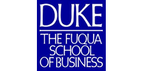 Logo Duke University's Fuqua School of Business