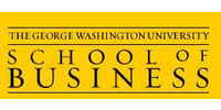 Logo George Washington School of Business
