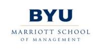 Logo Marriott School of Management