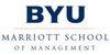 Logo Marriott School of Management