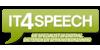 Logo van IT4Speech
