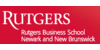 Logo Rutgers Business School-Newark and New Brunswick