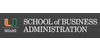 Logo University of Miami School of Business Administration
