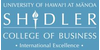 Logo Shidler College of Business University of Hawaii at Manoa
