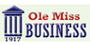 Logo University of Mississippi School of Business Administration University of Mississippi