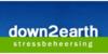 Logo van down2earth