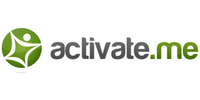 Logo van activate.me