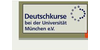 Logo von Deutschkurse bei der Universität München e.V.