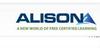 Logo van alison