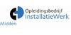 Logo van Opleidingsbedrijf InstallatieWerk Midden