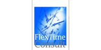 Logo von Flextime Consult Arbeitszeitberatung Inh. Petra Strahl