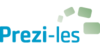 Logo van Prezi-les