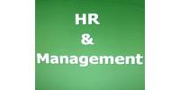 Logo van HR & management