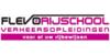 Logo van flevorijschool