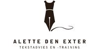 Logo van Alette den Exter Tekstadvies en Training