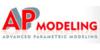 Logo van AP-modeling