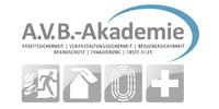 Logo von A.V.B.-Akademie Arbeitssicherheit - Veranstaltungssicherheit - Besuchersicherheit
