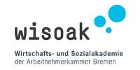 Logo von wisoak - Wirtschafts- und Sozialakademie der Arbeitnehmerkammer Bremen gGmbH