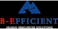 Logo B-Efficient SPRL