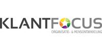 Logo van Klantfocus organisatie- en mensontwikkeling
