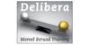 Logo van Delibera moreel beraad training