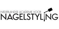 Logo van Nederlandse Academie voor Nagelstyling