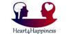 Logo van heart4happiness