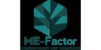 Logo van ME-factor