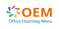 Logo OEM Office Elearning Menu BE FR