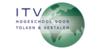 Logo van ITV Hogeschool voor Tolken en Vertalen