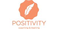Logo van Positivity, coaching & training