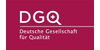 Logo von DGQ-Deutsche Gesellschaft für Qualität