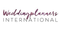 Logo van Weddingplanners International | De expertise vakopleiding Weddingplanner