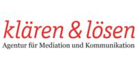 Logo von klären & lösen - Agentur für Mediation und Kommunikation