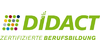Logo von DIDACT Kfm. Berufsbildungsgesellschaft mbH