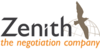 Logo van Zenith the negotiation company