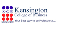 Logo Kensington College of Business