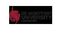Logo De Montfort University