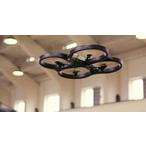 Thumbnail drone op hoog niveau