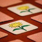 Square tile geheugen