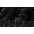 Thumbnail sci fi set modeling maya 895 v1